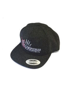 EightySixd Wool Snap Back Hat